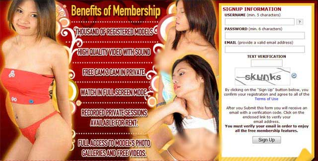 Membership benefits at Asians247 - Read the full review at Livecamreviews.net