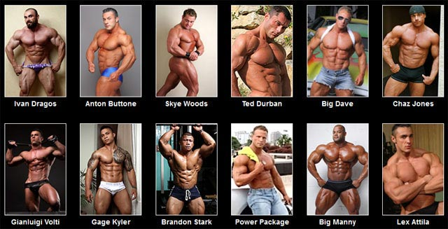 live gay muscle cam show models