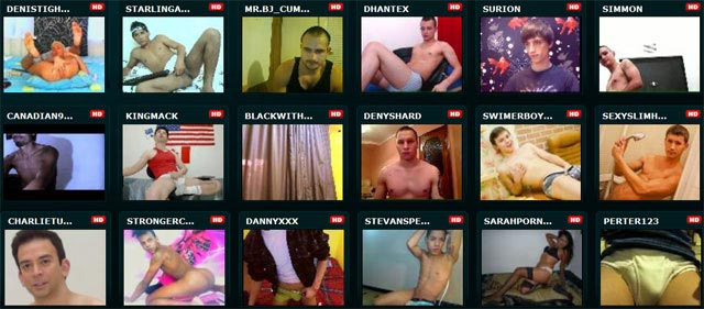 Streamen Review: Gay Webcam Models