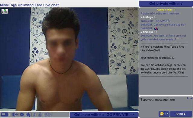 supermen.com free chat