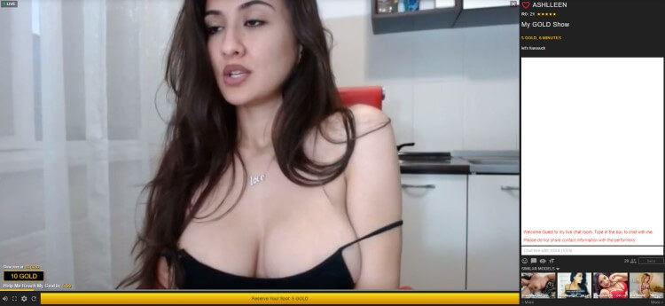Live chat at Evil Angel Live - Cam Sex Reviews by Livecamreviews.net